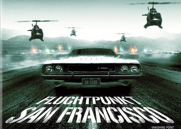 Fluchtpunkt San Francisco
