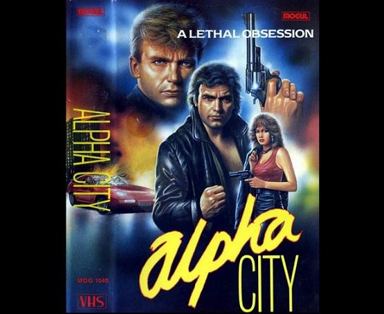 Alpha City 1985 Alphacity Abgerechnet Wird Nachts